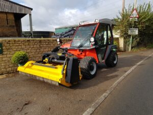 Refom Metrac H7 RX available at HandyCompatctTractors.co.uk