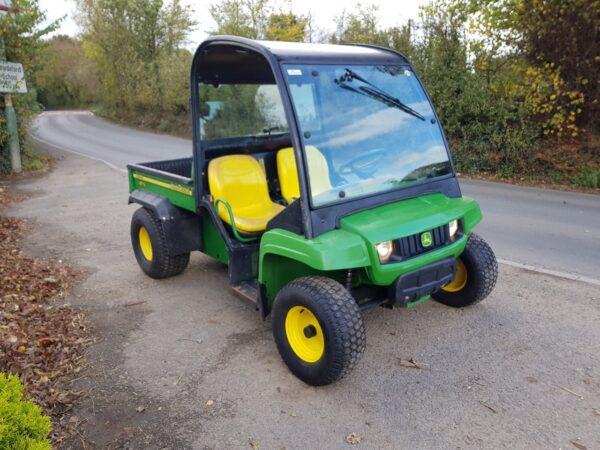 Used John Deere TE Gator available at HandyCompactTractors.co.uk