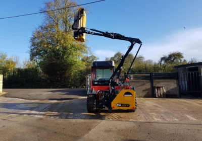 Mcconnel PA4330 Hedge Cutter SOLD