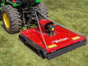 Winton Topper Mower WTM110 1.1m