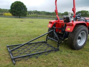 British Framed Harrow HF04 4ft available at HandyCompactTractors.co.uk