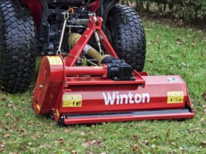 Winton Sub-Compact Flail WCF105 1.05m