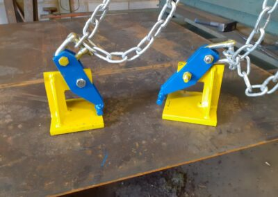 Agricultural Welding & Fabrication Sample by Handy Compact Tractors & Machinery