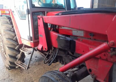 Welding project done by Handy Compact Tractors & Machinery