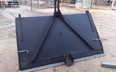 Project – Grain Bucket Modification