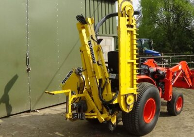 Sell your agricultural machinery