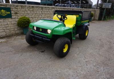 John Deere TS gator, utility vehicle SOLD