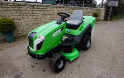 How To Choose The Right Ride On Mower