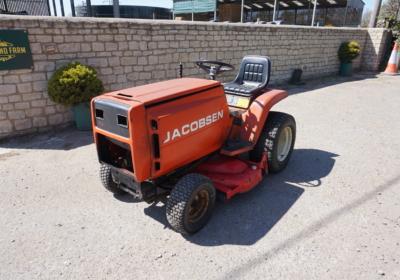Jacobsen ride on mower