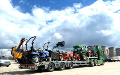 New machine stock has arrived at Handy Compact Tractors
