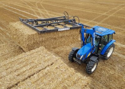 We had a good harvest this year   HandyCompactTractors.co.uk