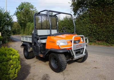 Kubota RTV900, utility vehicle